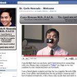 Custom Facebook Page for Dr. Honrado