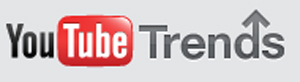 YouTube Trends Logo