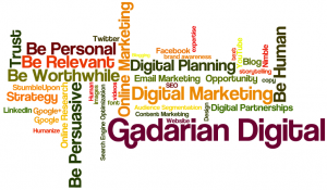 Gadarian Digital Speaking Presentation Word Jumble