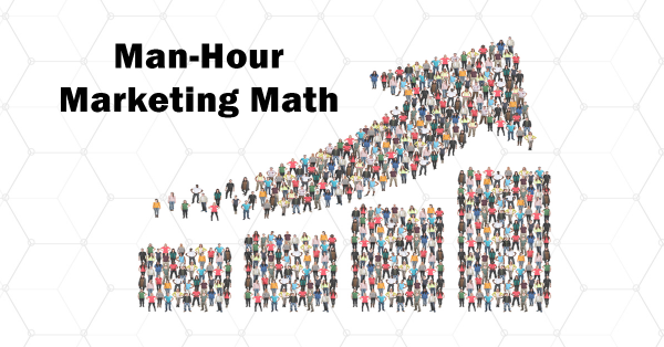 Man-Hour Marketing Math